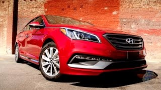 2015 Hyundai Sonata - Review & Road Test