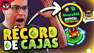 GRIFF CONSIGUIENDO EL RECORD DE CAJAS EN SHOWDOWN | Brawl Stars