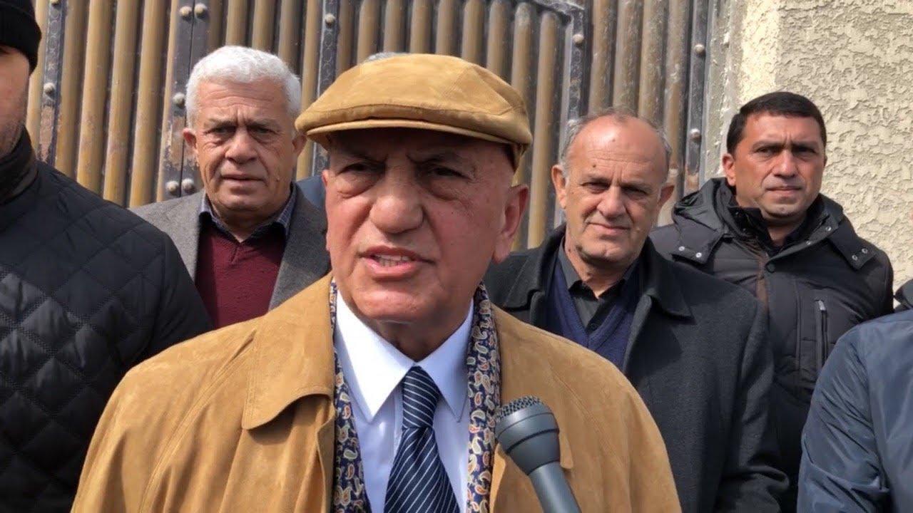 Əli İnsanov azadlıqda: Xalq uçurumun dibindədi