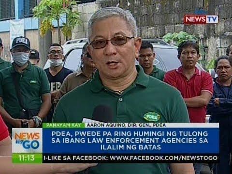 NTG: Panayam kay Aaron Aquino, Dir. Gen., PDEA