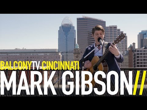 MARK GIBSON - MOTOWN KIND OF LOVE (BalconyTV)