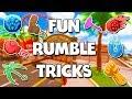 Fun Rumble Tricks | Rocket League
