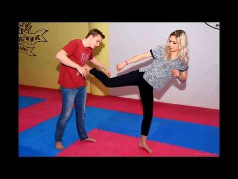 Üst Düzey Karate Ve Savunma Yöntemleri !