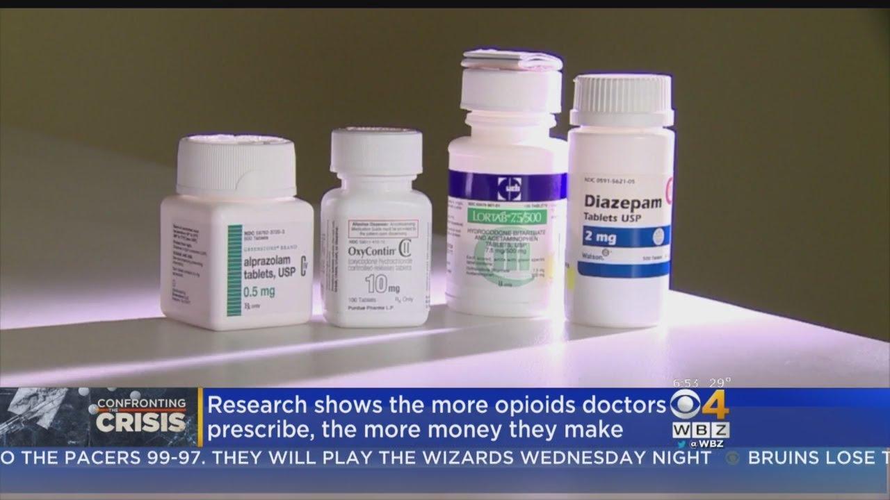 Study: Doctors Who Prescribe More Opioids Make More Money