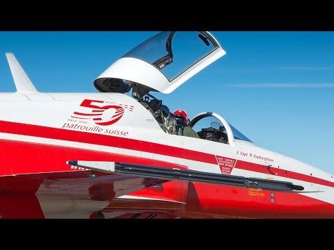Patrouille Suisse RIAT Fairford 2014