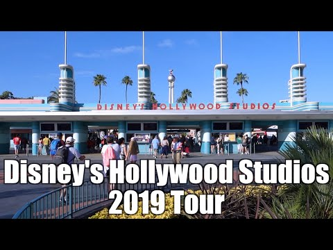 Disney's Hollywood Studios 2019 Tour And Overview | Walt Disney World