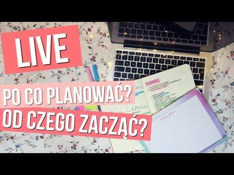 LIVE | PO CO PLANOWAĆ? OD CZEGO ZACZĄĆ?