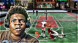ONLY 1% OF 2K PLAYERS CAN COMPLETE THIS *IMPOSSIBLE DRIBBLING CHALLENGE w/ coletheman and agent 00