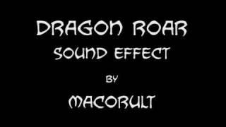 Dragon Roar Sound Effect