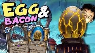 MEAT WAGON-EGG-MECHADIN | The Boomsday Project | Hearthstone
