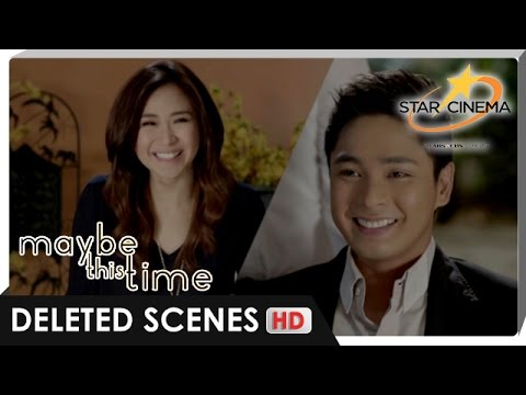 [Deleted Scenes] 'Maybe This Time' | Sarah Geronimo & Coco Martin