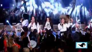 Fifth Harmony - BO$$ - Pitbull's New Year Revolution