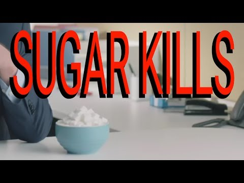 SUGAR CAUSES HEART ATTACKS AND STROKES