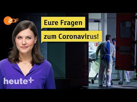 Coronavirus In Deutschland: Wir Beantworten Eure Fragen!