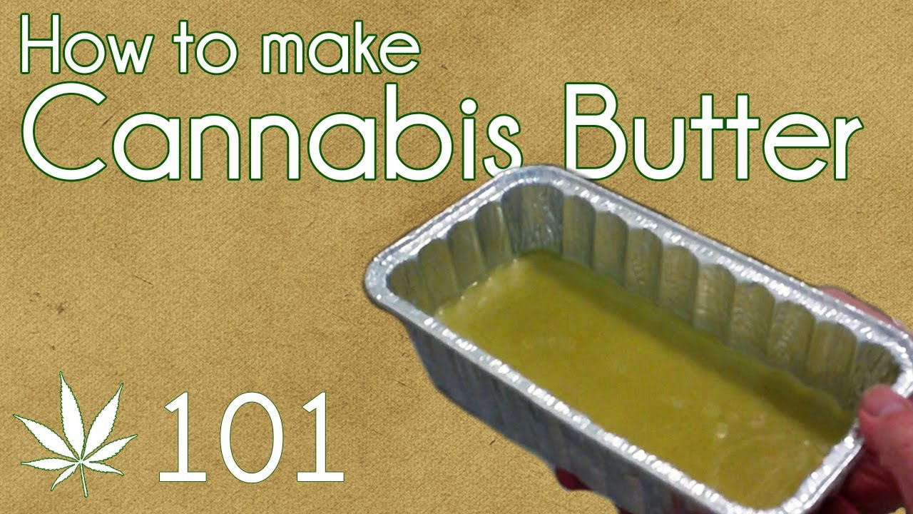 Easy edible marijuana recipes