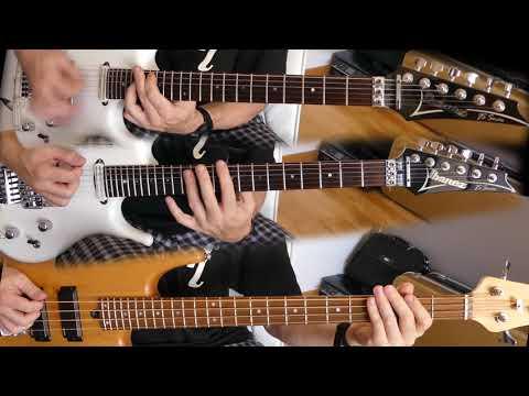 Blur - Song 2 (Guitar & Bass cover)