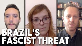 Brazil's fascist threat and US-backed war on Latin America's leftist Pink Tide w/ Aline Piva (E29)