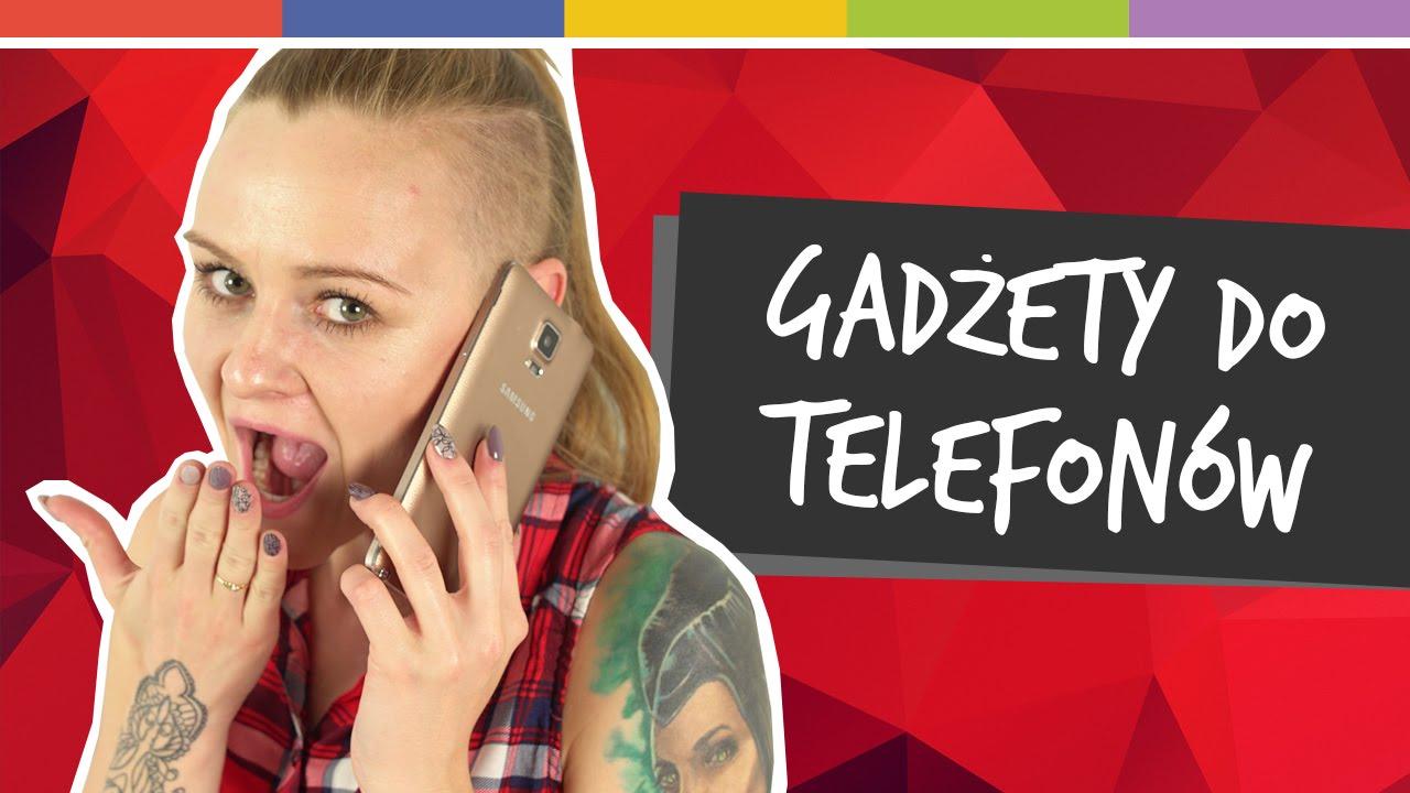 Jakie gadżety do telefonów - gościnnie Maria Magdalena Monika