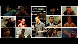 jean claude van damme tribute fans hero iii song band nickelback