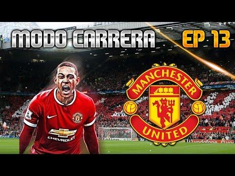 FIFA 16 Modo Carrera ''Manager'' Manchester United - ¡FINAL DE LA CAPITAL ONE CUP! EP 13
