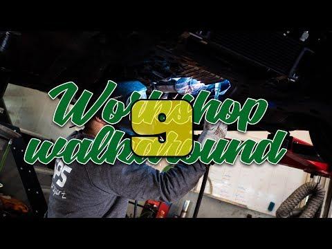 SPS Motorsport - Workshop Walkaround 9