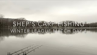 Shep's Winter Carp Fishing