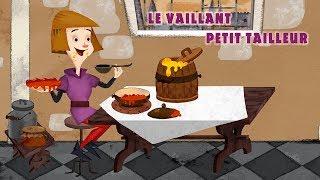 Les Contes de Masha - Le Vaillant Petit Tailleur 👱♂️✂(Épisode 14)