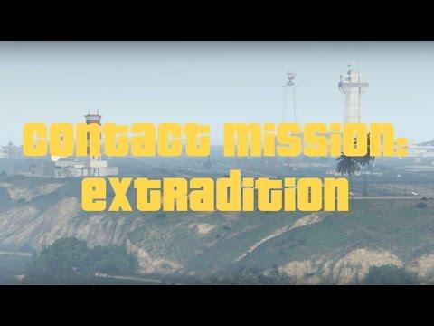 Contact Mission: Extradition - GTA Online - Rockstar Editor