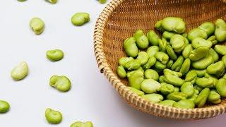美食台|蔥油蠶豆與豆瓣酥 Two Ways to Cook Broad Bean