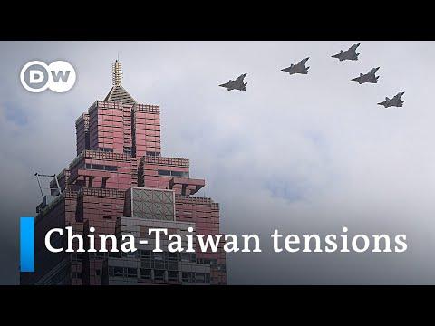 China puts increased economic pressure on Taiwan | DW News