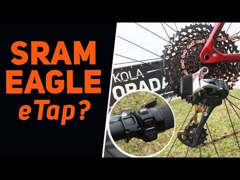 Vem aí o SRAM Eagle eTap? - Revista Ride Bike