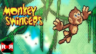 Monkey Swingers (By Foxhole Games) - iOS Gameplay Video