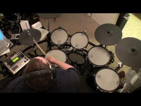 Coldplay - Viva La Vida - Drum Cover