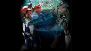 Transformers Prime Ost - 18 DogFight
