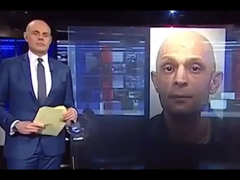 BBC reporter is a dead ringer for wanted criminal