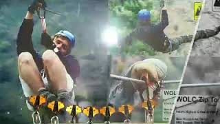 Zipline in India, Manali, WOLC Zipline Tour Naggar