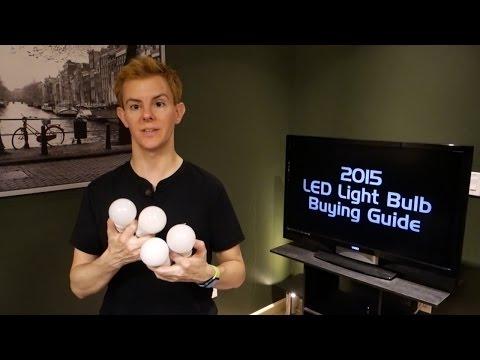 2015 LED Light Bulb Buying Guide