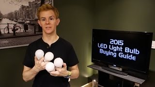 2015 LED Light Bulb Buying Guide