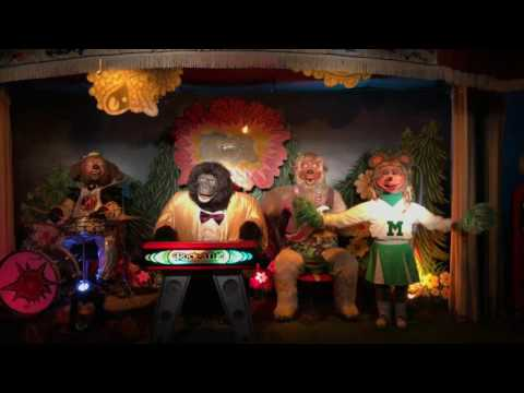 Coles Creative Engineering Tour   Part 3 ** Rock-afire Explo