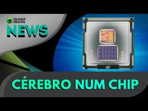 Intel revela chip que imita o cérebro humano | OD News 26/09/2017