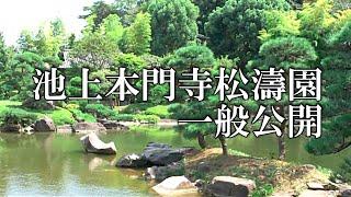 Japanese Temple Ikegami Honmon-ji Shotoen / 池上本門寺松濤園(松涛園)一般公開 2011年9月11日