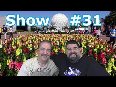 BIG FAT PANDA SHOW #31 with Guest Pete Werner - The DIS -  Jan 31, 2016