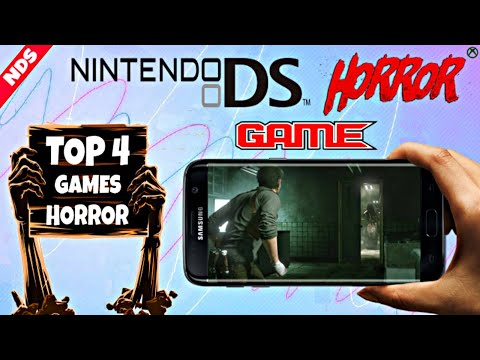 Top Horror NDS Games Download On Android With Download Links By GAMING TECH