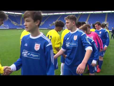 U15 Small Schools' Cup - Newcastle School for Boys  v St Bernard's Catholic GS - FULL MATCH