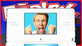 STUCK INSIDE A NINTENDO DS!? | Roblox Escape The Nintendo DS Obby