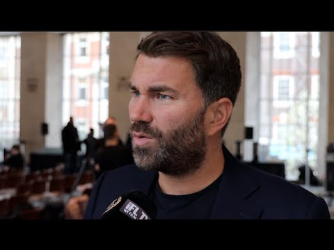 EDDIE HEARN GOES RAW ON EVENT ISSUES /PROBLEMS , POTENTIAL CANCELLED SHOWS, USYK-CHISORA, AJ, WHYTE