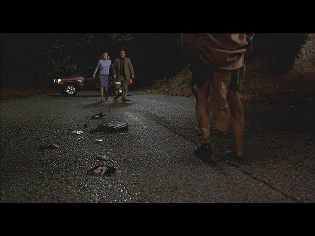 【宇哥】为做视频我才咬牙看第二遍的电影,这片子太诡异了《死路》
