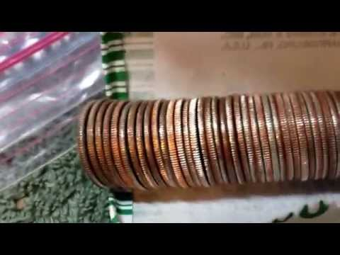Coin Roll Hunting Dimes - Multiple Silvers!
