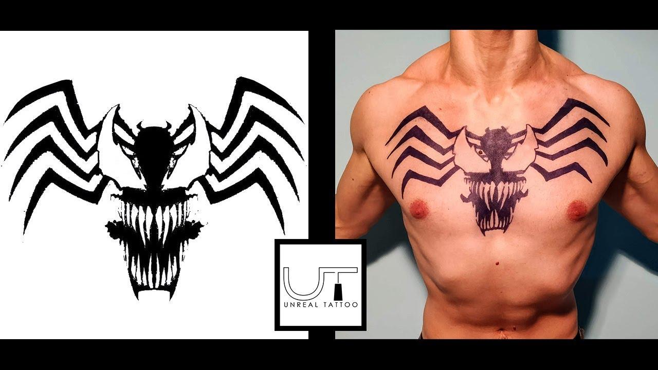 Venom Jagua Tattoo Pencil Drawing No Stencil Youtube A venom tattoo would also look sick on your forearm or bicep. venom jagua tattoo pencil drawing no stencil