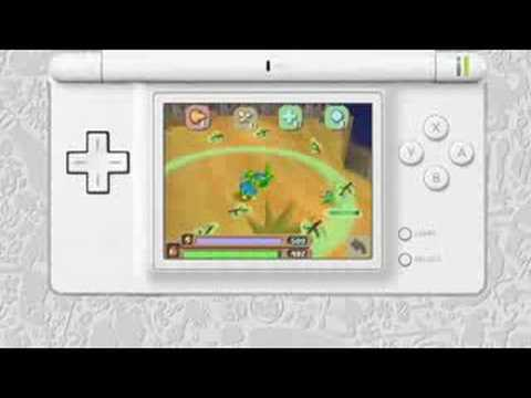Spore Creatures NDS Trailer